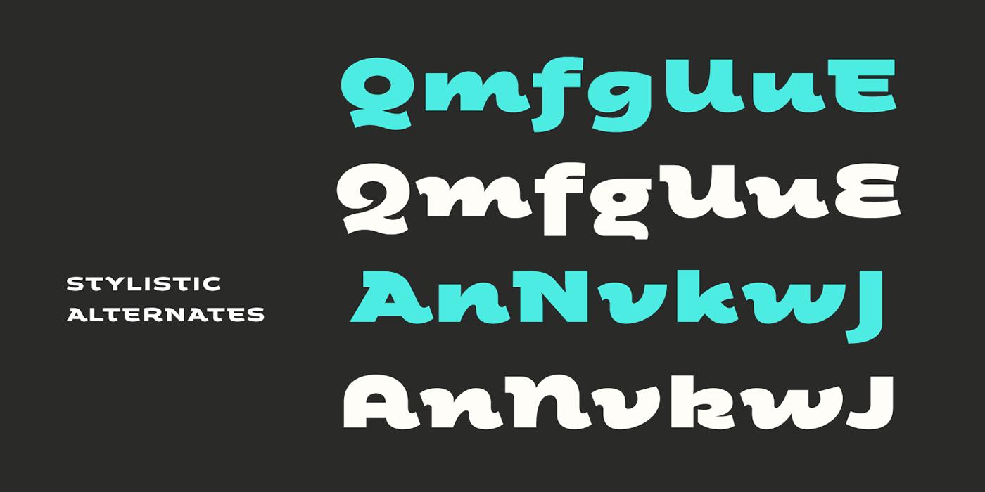 type Title Display latinotype