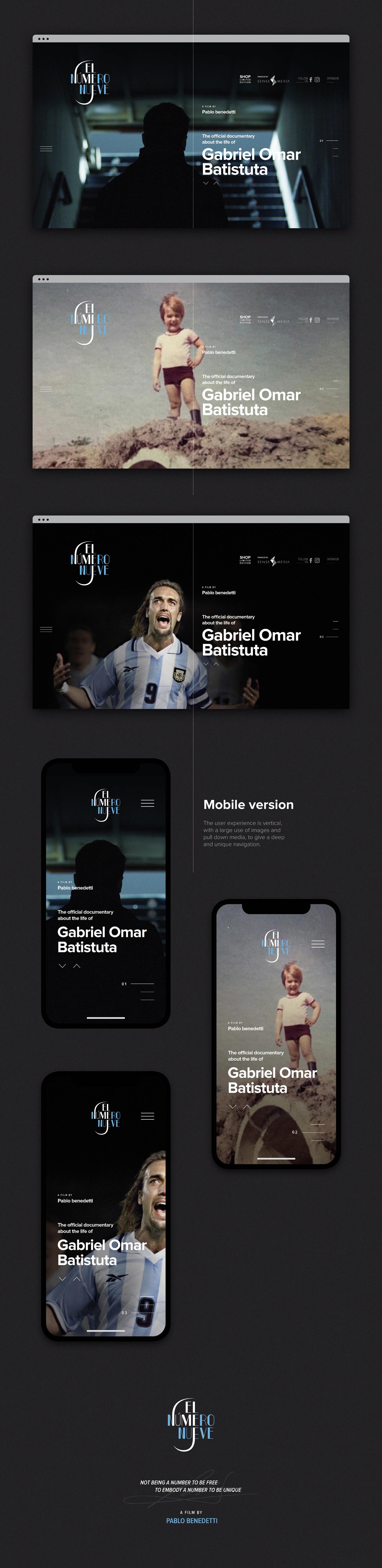 football ArtDirection branding  Film   logo Logotype soccer sport Webdesign graphicdesign