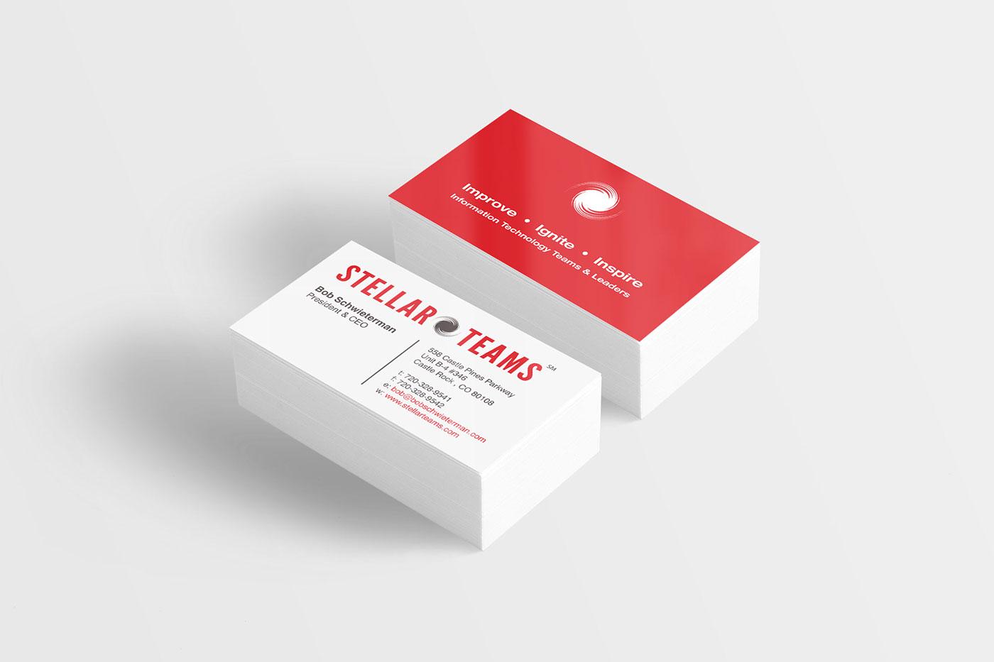 logo Business Cards business