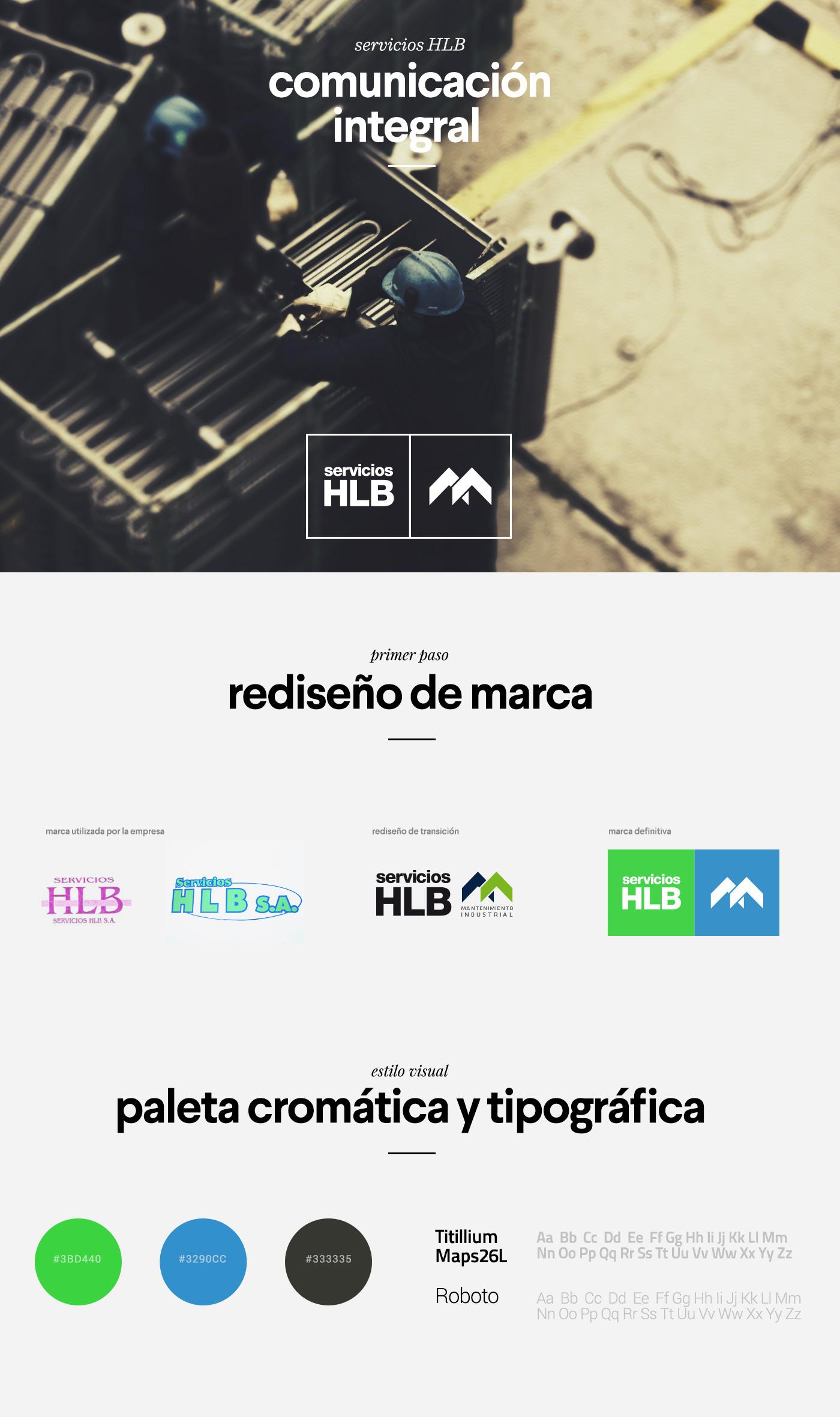 bahia blanca argentina umestudio urrutimeoli brand corporate design logo comunication branding  industrial