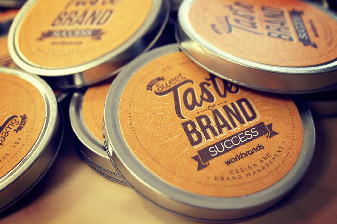 Brand Mark Brand Design Branding Success taste Sweets chocolate truffles bespoke type fonts brand management