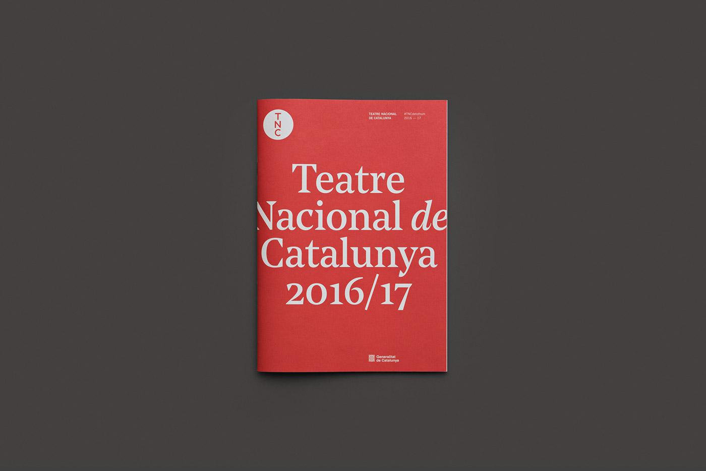 Teatre nacional de catalunya 16 17 on behance for Teatre nacional de catalunya