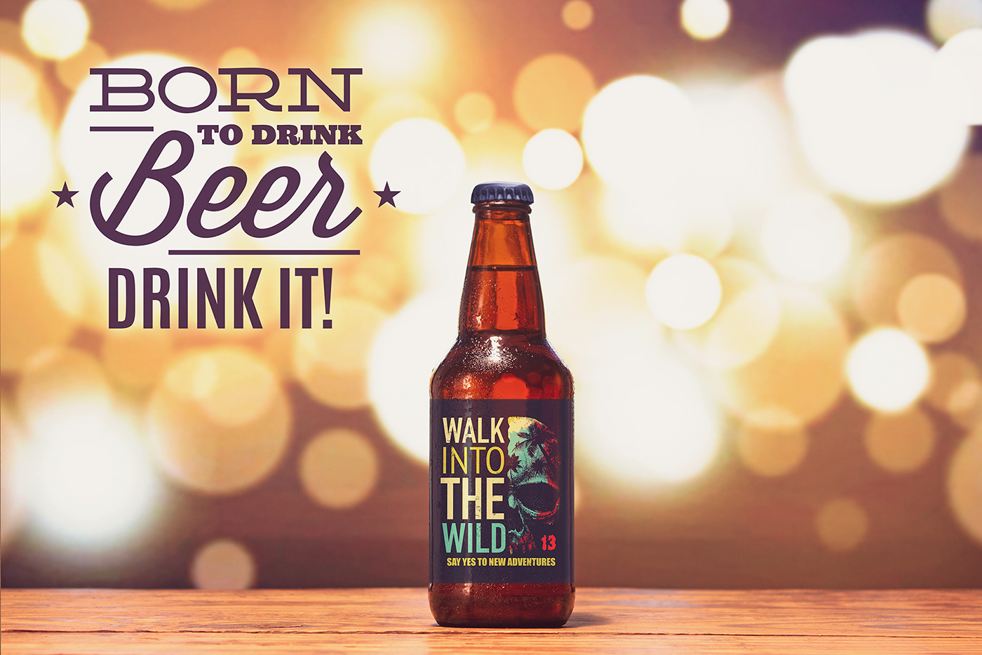 beer blur bottle cap craft edit Label mock-up Mockup psd