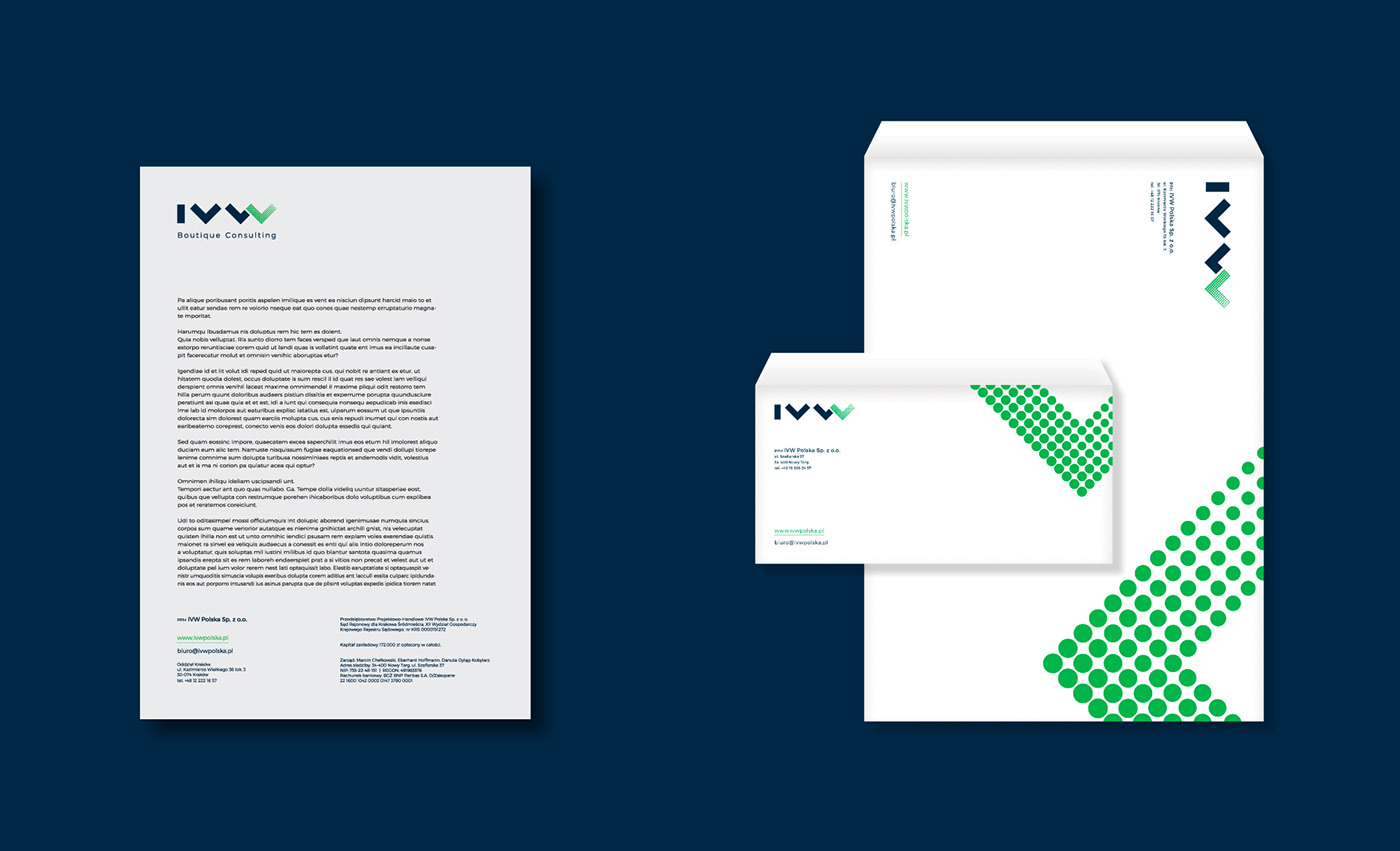 iVW Consulting circular economy expertise Logotype environmental protection