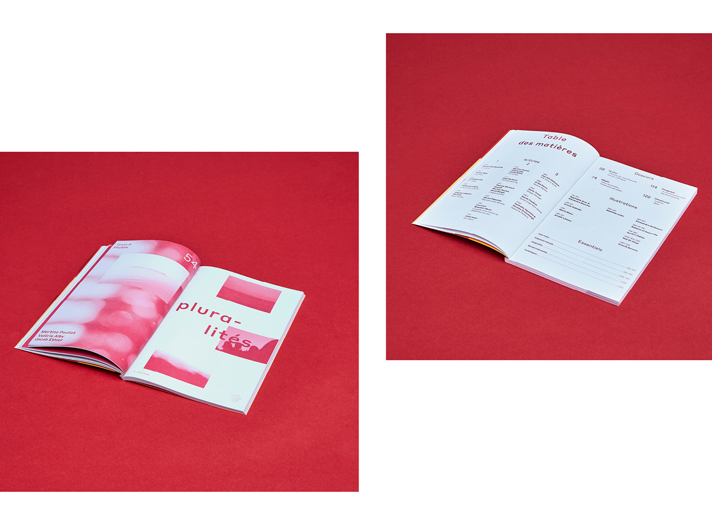 architecture magazine edition typography   Layout print non-lieu   Space  non-place