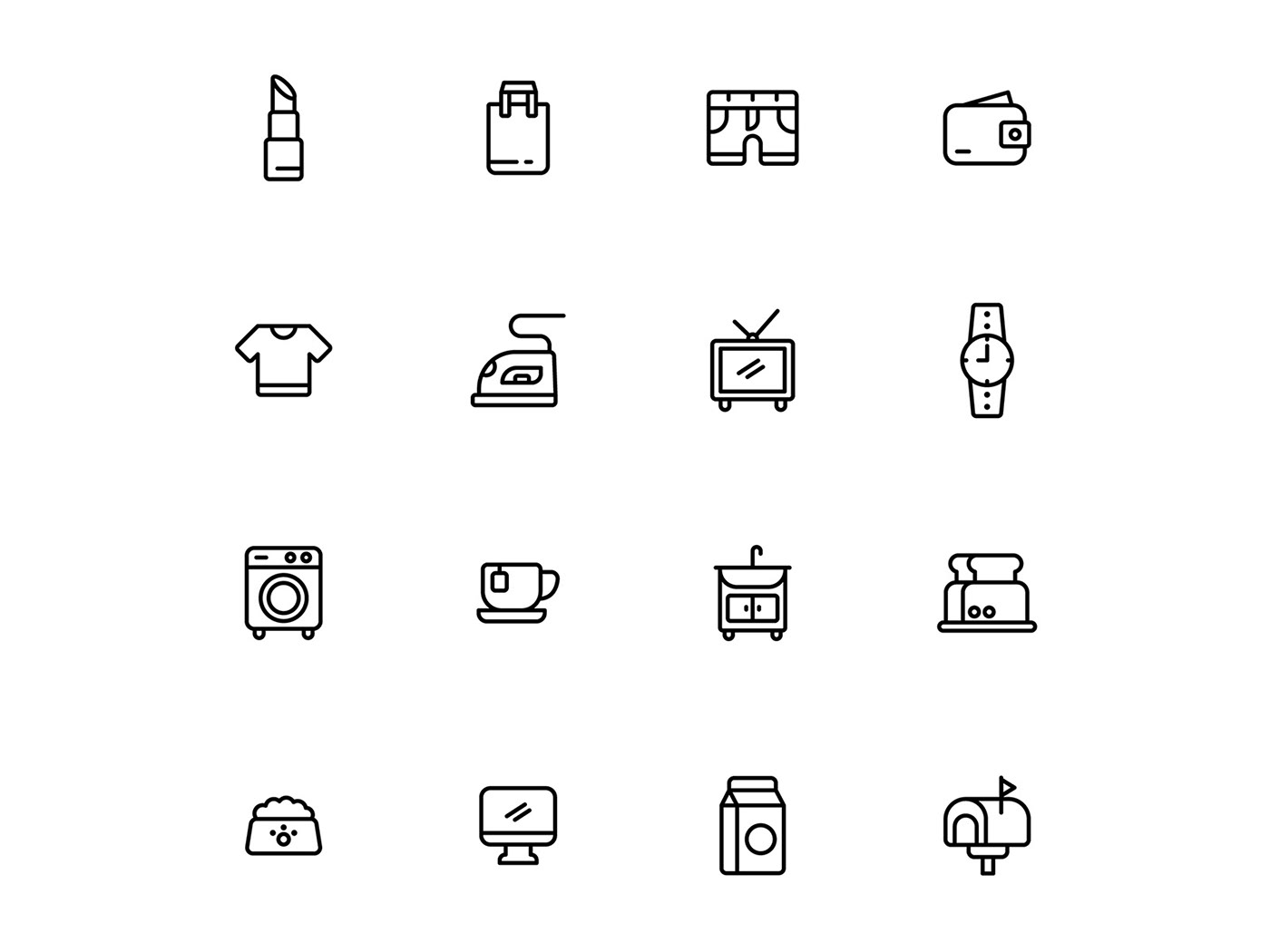 freebie icon design  icons download icons pack icons set Stuff stuff icon stuff vector vector design vector icon