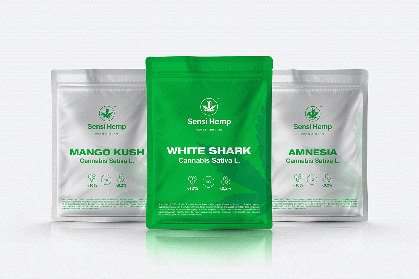 weed CBD branding  Stationery brand healthy identity green medical packing