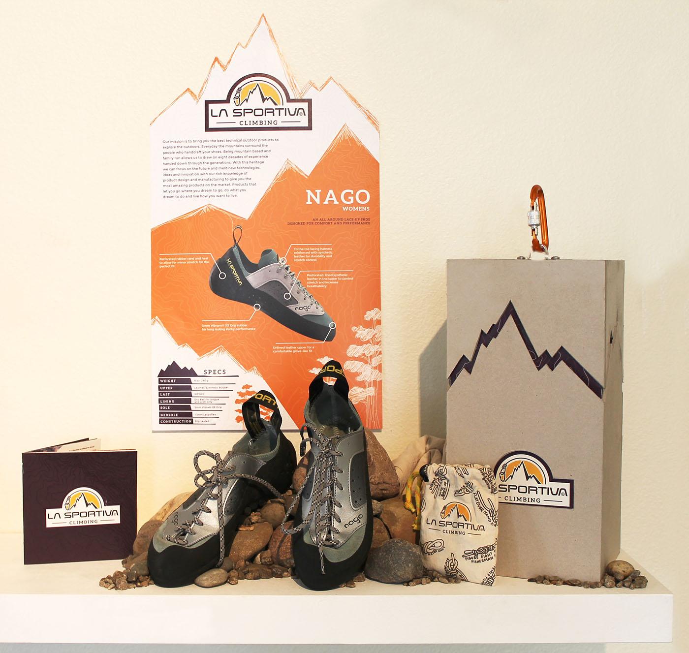 優秀的24款鞋盒包裝設計欣賞