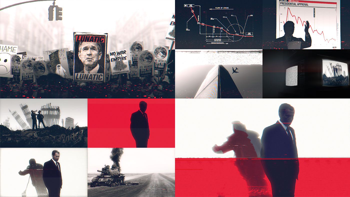 bts design graphics making motion political title design title sequence wip
