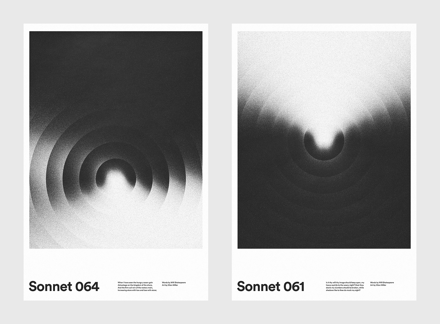 Sonnet 064 and 061