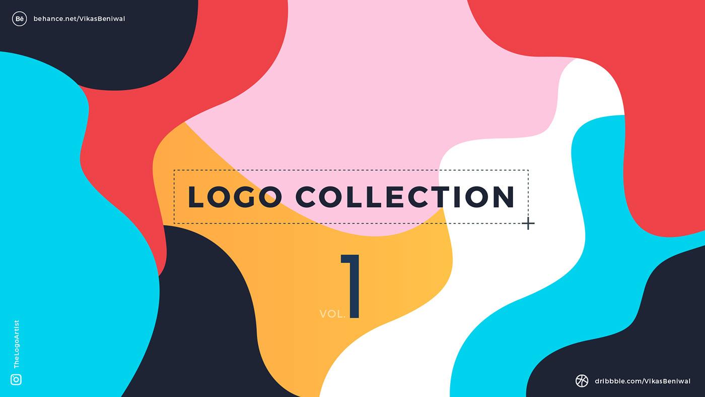 Logo Design branding  brandmarks creative logo Art Director Creative Direction  logo gradient brand identity colorful designs colorful logos