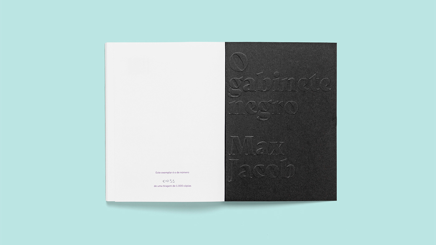 Colophon and back cover