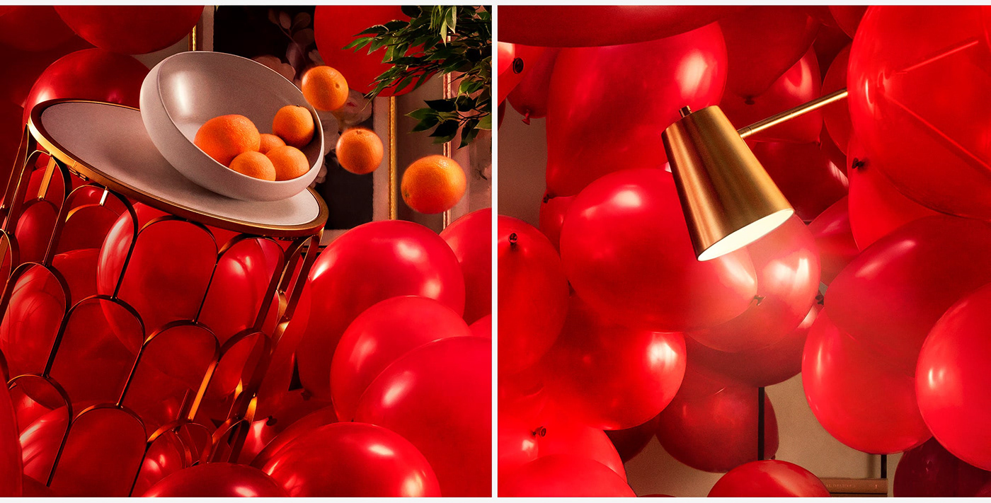 balloons dog music song speakers sugar Totem