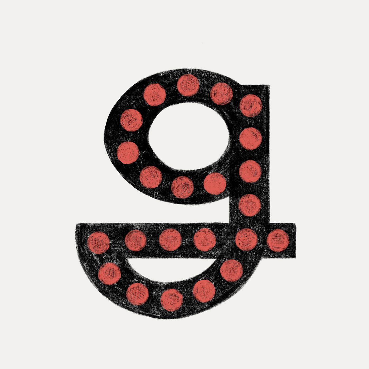 36daysoftype type alphabet numbers typeandlettering letters lettering Handlettering handmade handdrawn