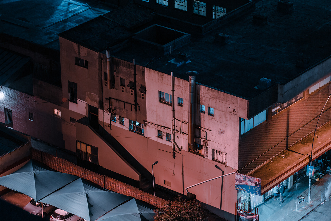 night,long exposure,Urban,low light,south africa,johannesburg,neon,city,Dystopia,light