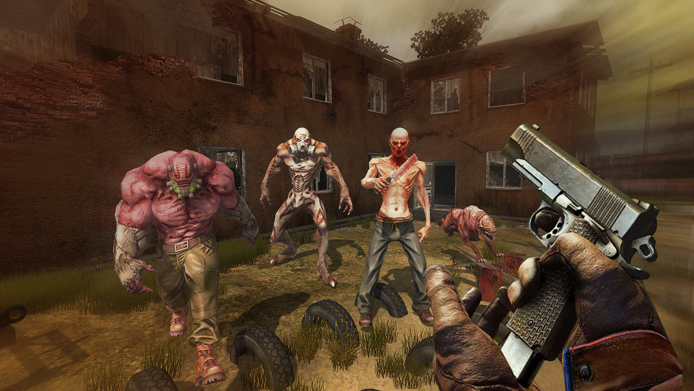 Zombie Attack Aimbot