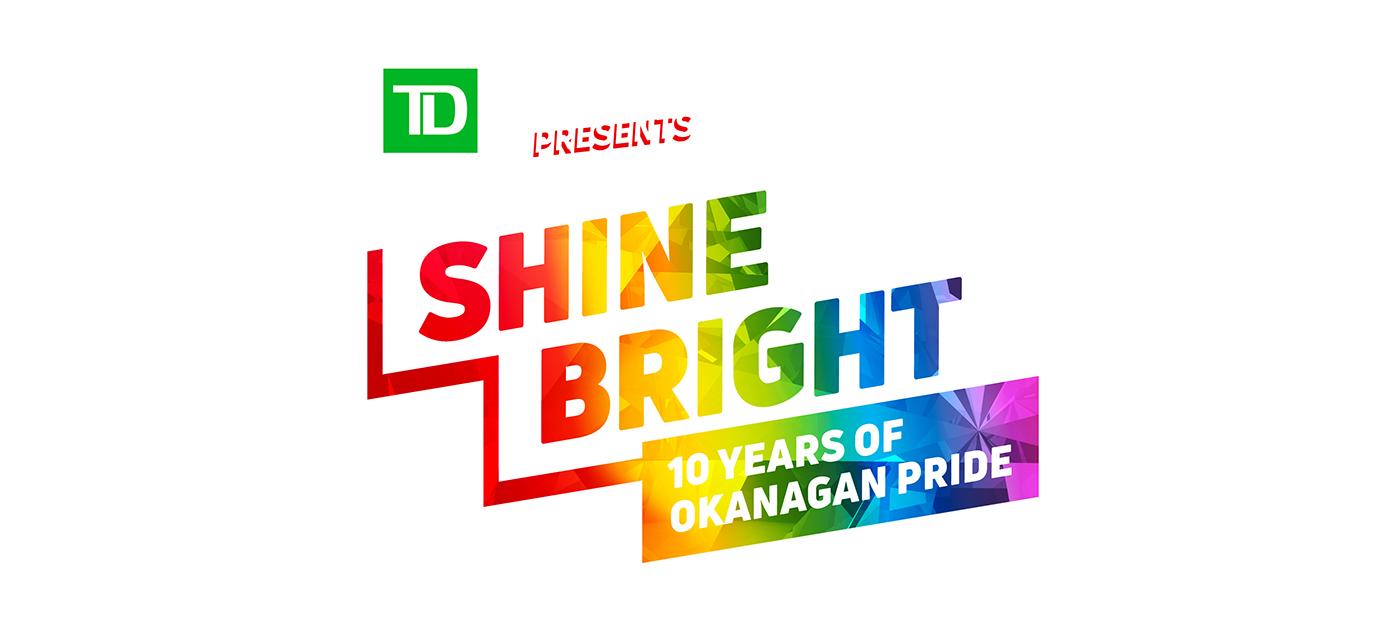 pride lgbt2q design festival colour branding
