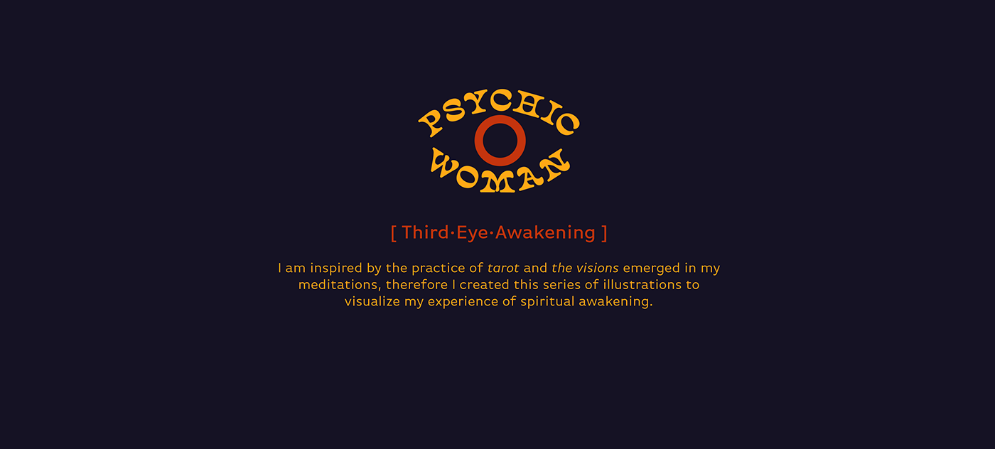 Third Eye Awakening on Behance