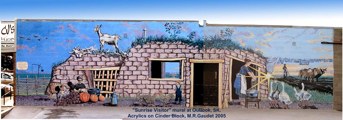 Murals ArtDirection fine art