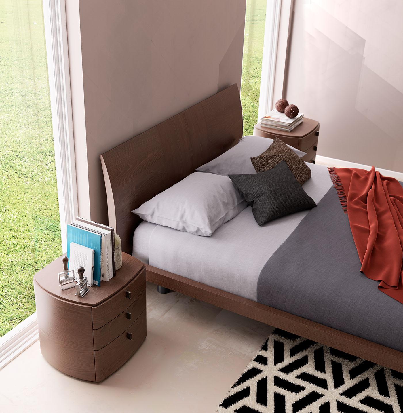 Bedroom Rendering 2016 On Behance