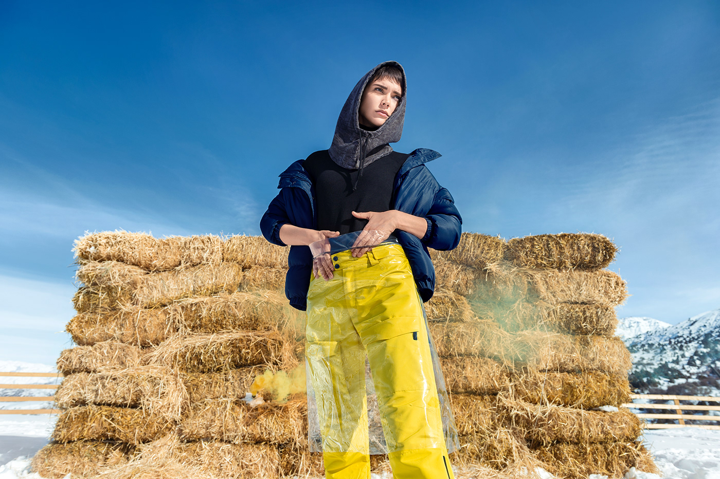 cafbasia colors Fashion  model photo Style tashkent uzbekistan winter woman