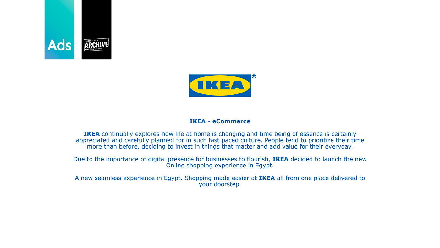 Ikea We Give A Hand To Make You Shop Better On Behance