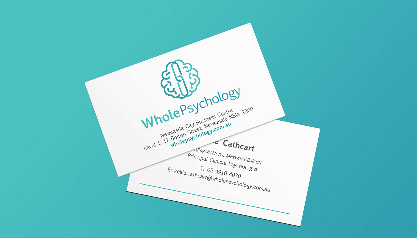 Whole psychology identity on behance logo design for newcastle based psychology clinic whole psychology the philosophy seeks to improve mental wellbeing at a holistic level magicingreecefo Choice Image