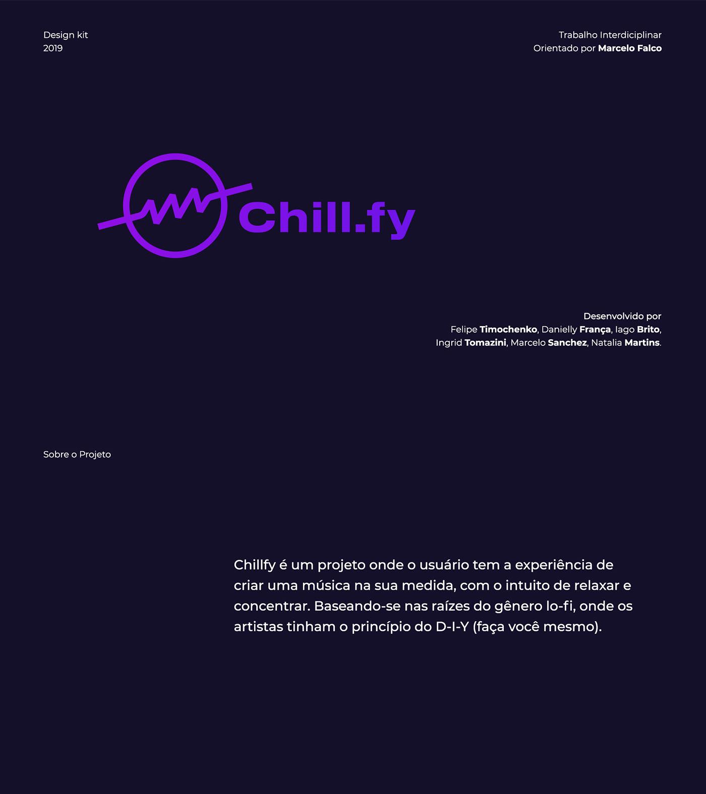 Lo-fi design digital batidas   instrumental ILLUSTRATION  ux/ui