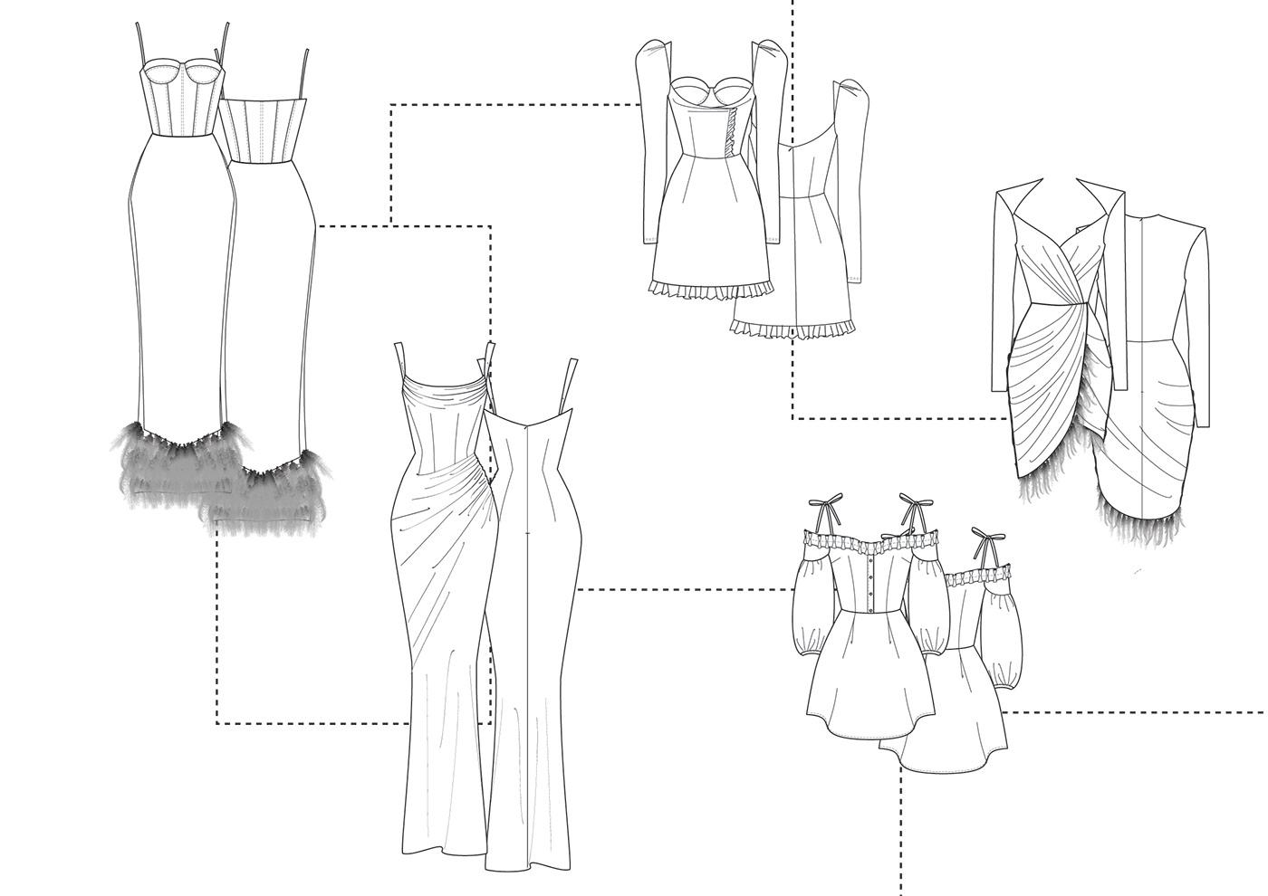 高品質的35個衣服設計圖欣賞
