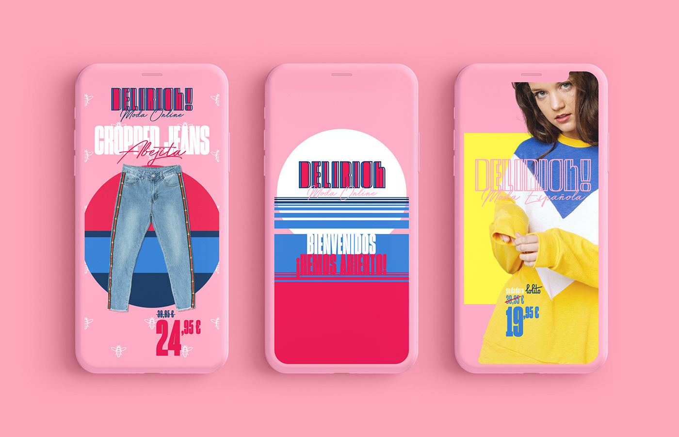 moda Mode boutique tienda online shop Ropa Clothing