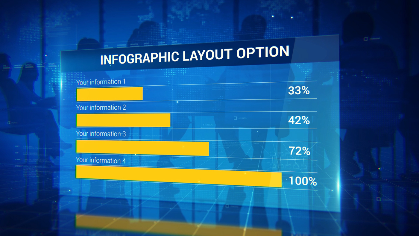 News Infographics Pack 43$ on Behance