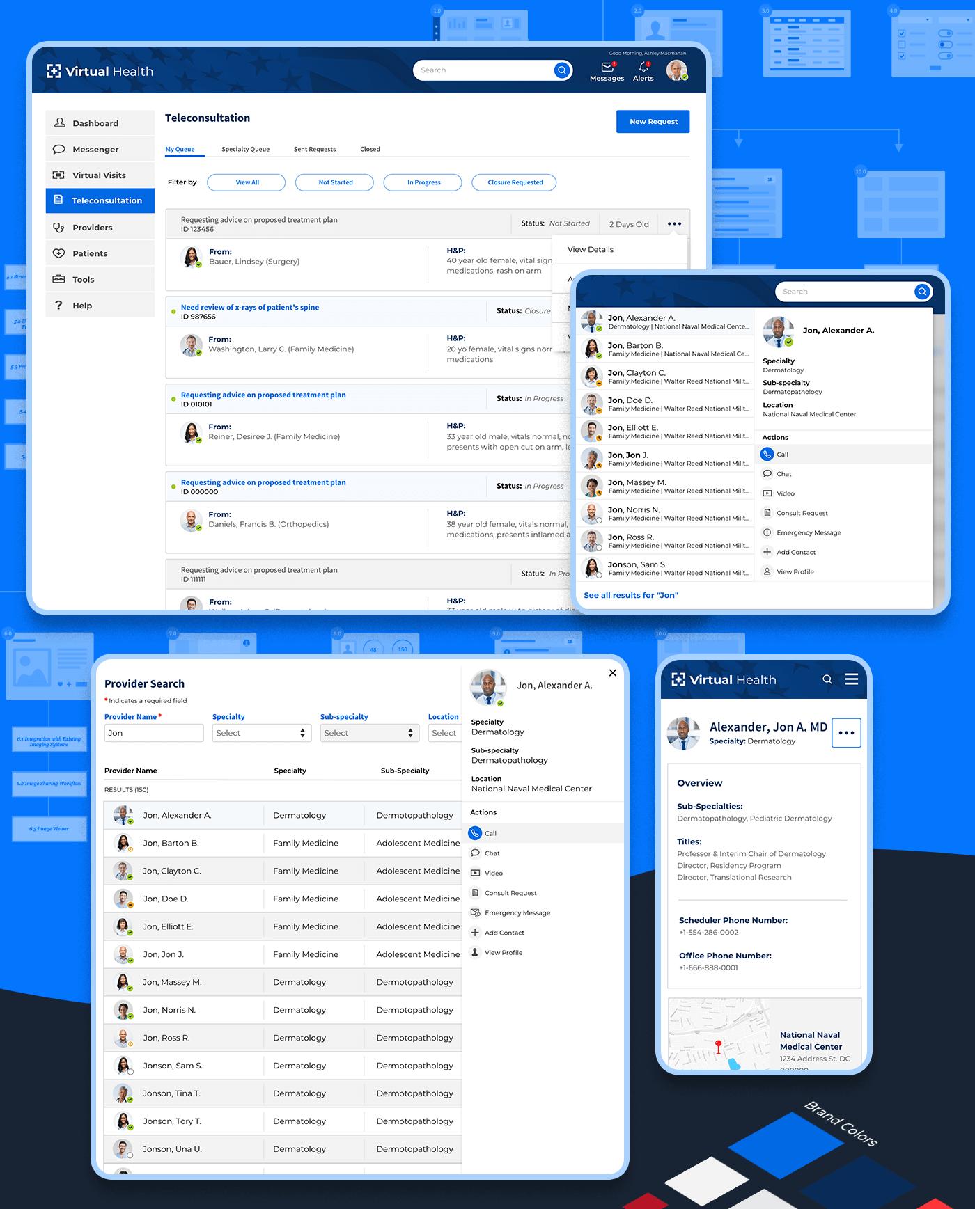 corona virus corporate COVid digital Health virtual app design branding  UI/UX Web Design