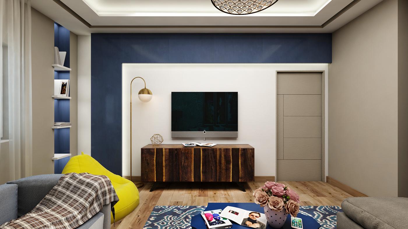 豐富的22款房間顏色搭配欣賞