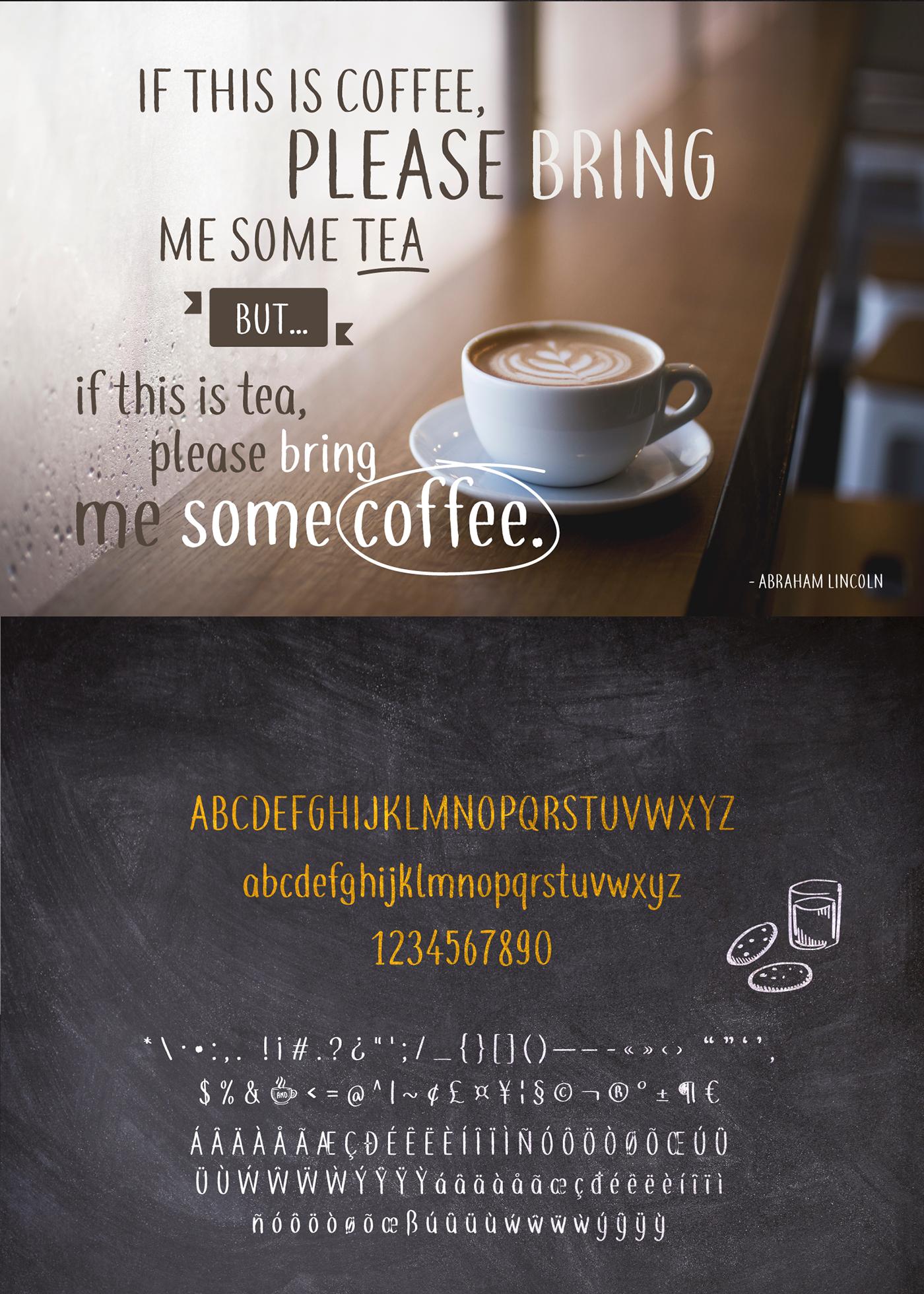 handwritten logo font text legible free vector sketches Headline bakery