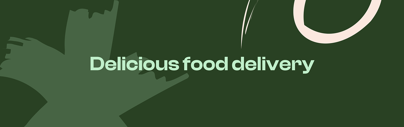 branding  colors delivery Food  identity logo restaurant typography