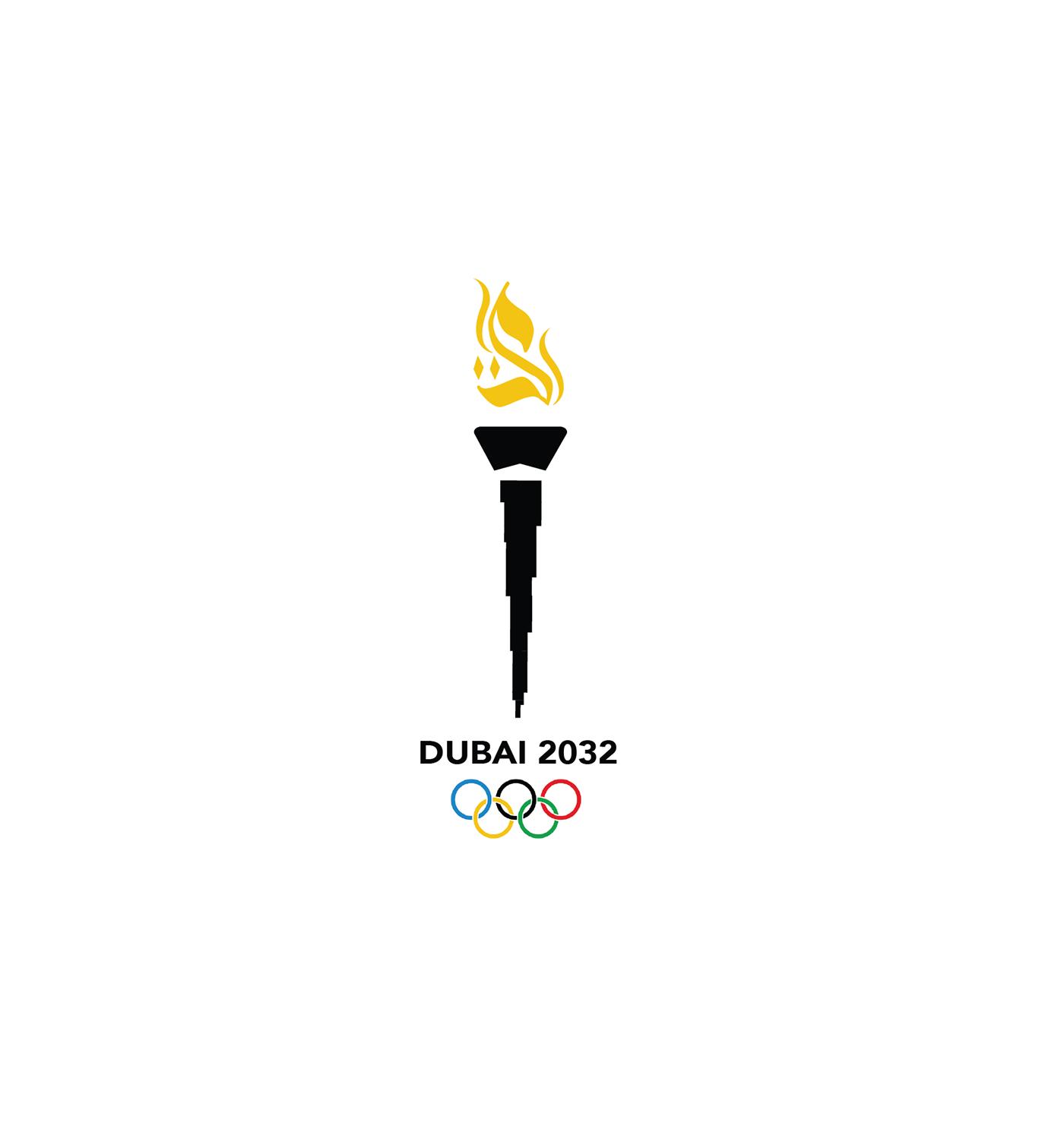 Dubai 2032 Olympics on Behance