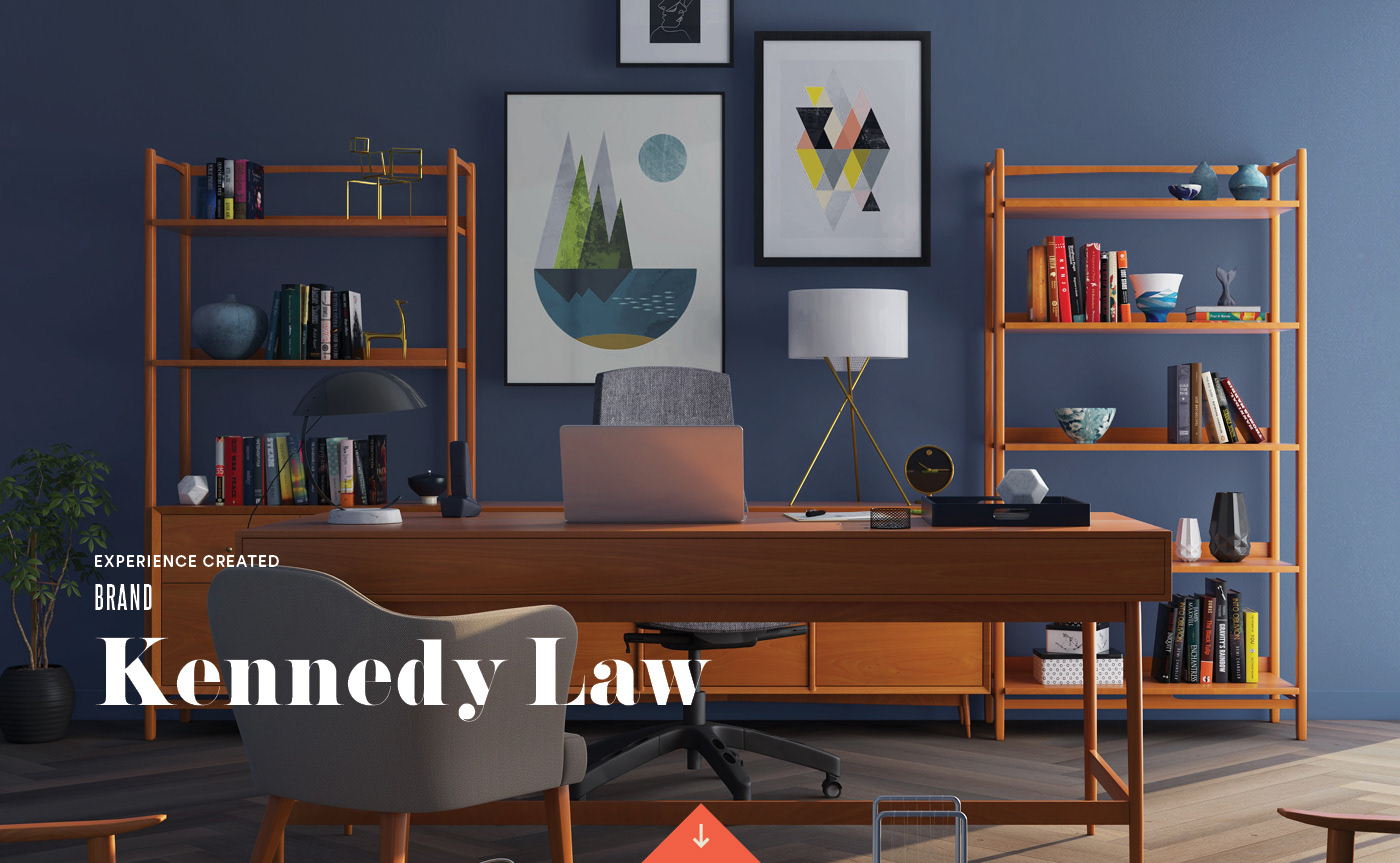 graphic design  branding  law firm brand law brand San Diego branding san diego design mid century EAMES