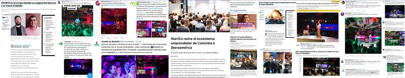 Startup innovation medellin Evento future effectiveness inversion