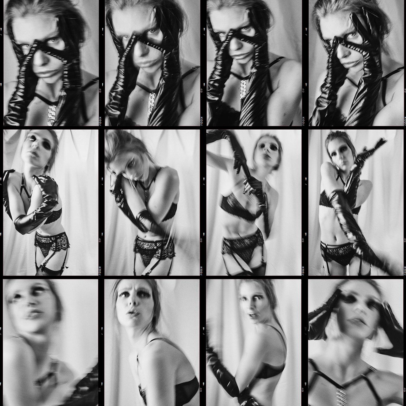 blur boudoir fine art glam glamour lingerie motion vamp