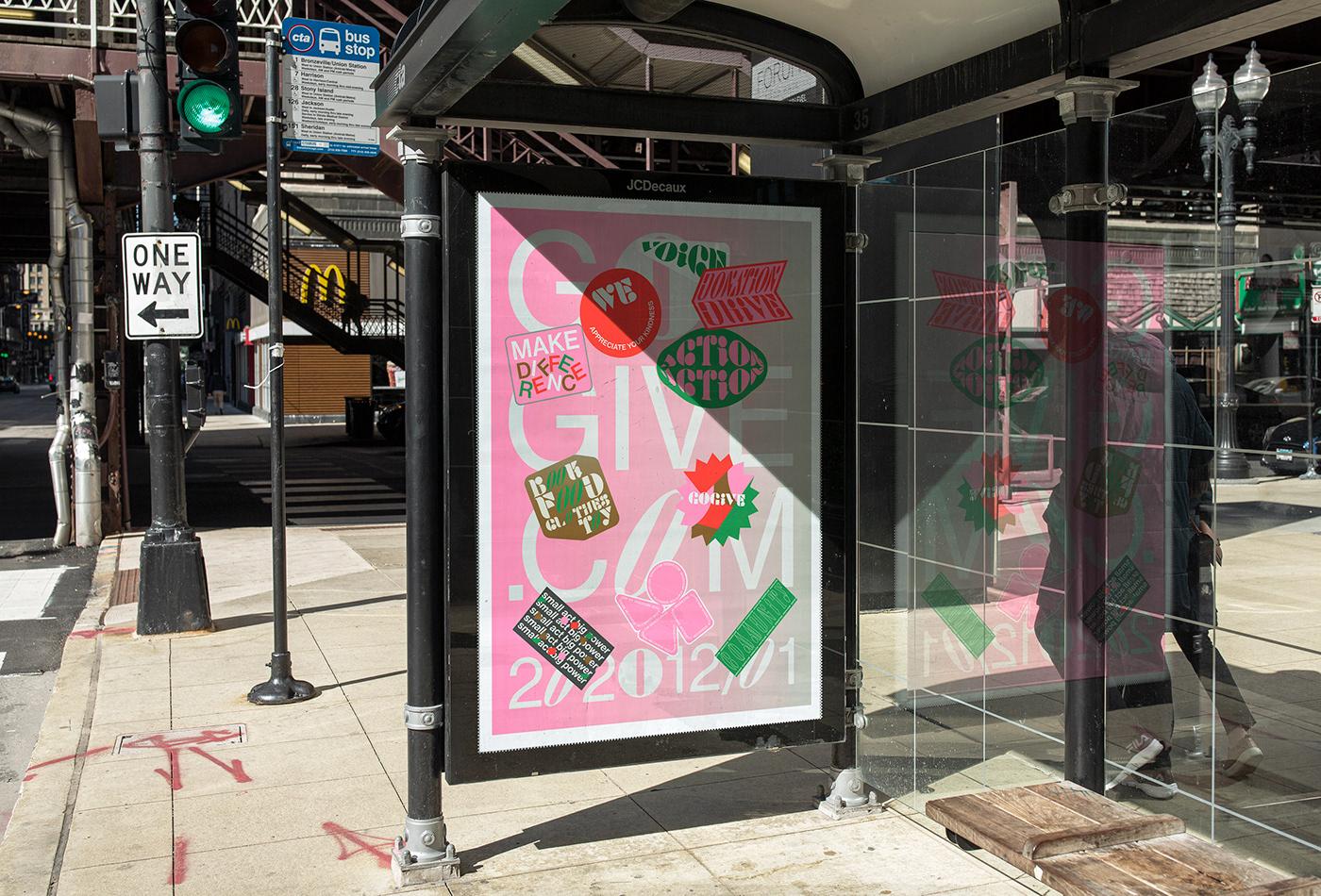 Image may contain: billboard, cartoon and sign