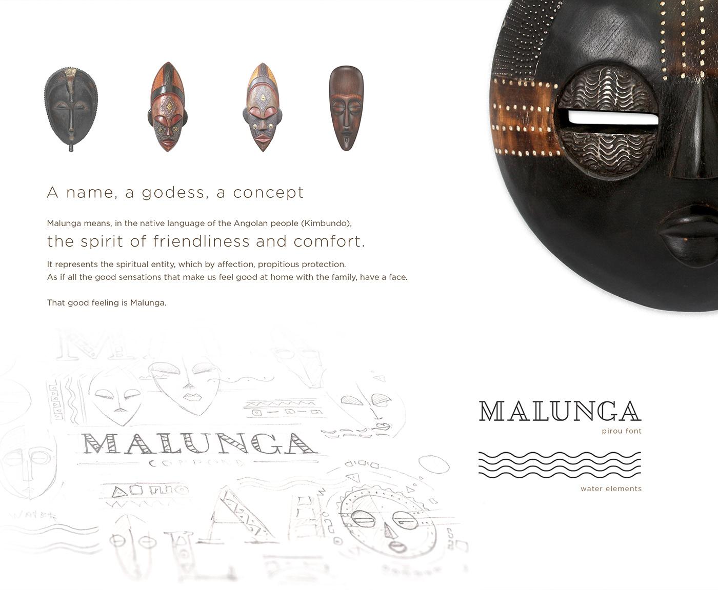 africa Signage branding  graphic design  architecture
