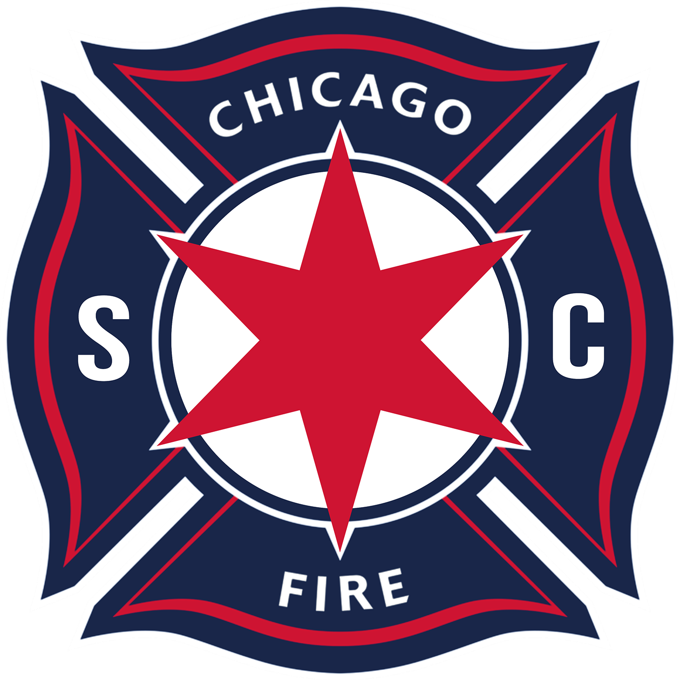 Chicago Fire Redesign On Behance
