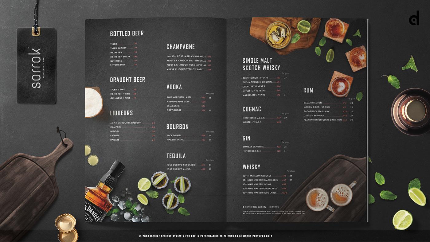 Image may contain: screenshot, menu and indoor