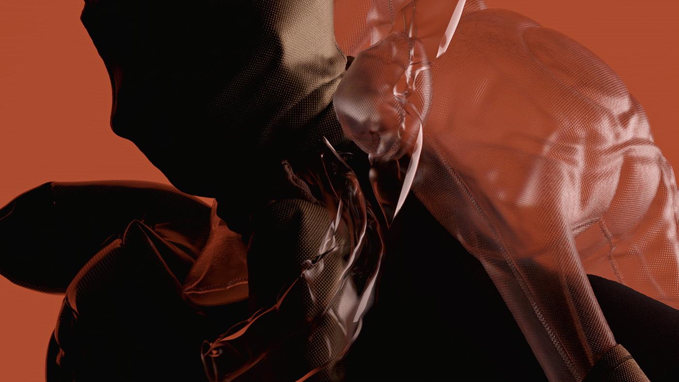 3D animation  c4d CGI cinema4d maxon motion simulation