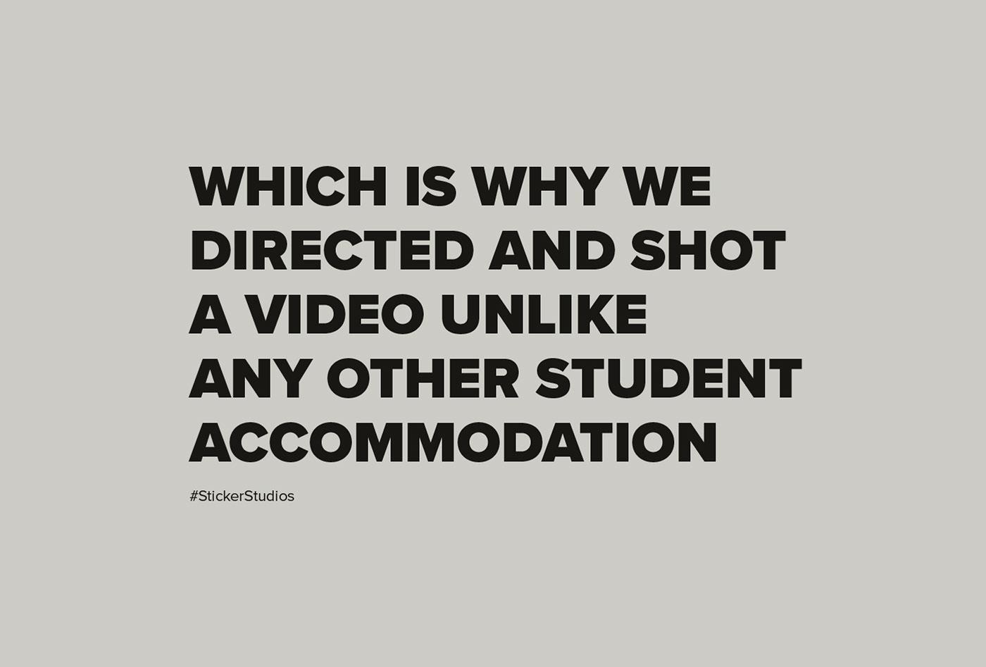 cinematography art direction  copywriting  animation  interaction student design Case Study