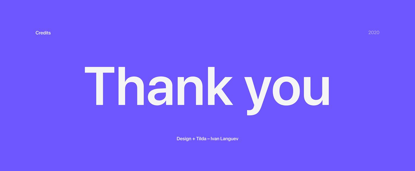 design landing page Minimalism Web