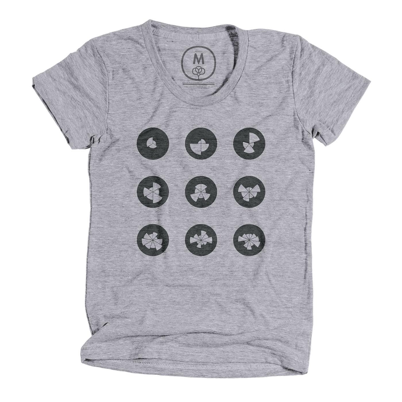 Adobe Portfolio shirts tshirt t-shirt t-shirts Charts rose Roses rose chart infographic information