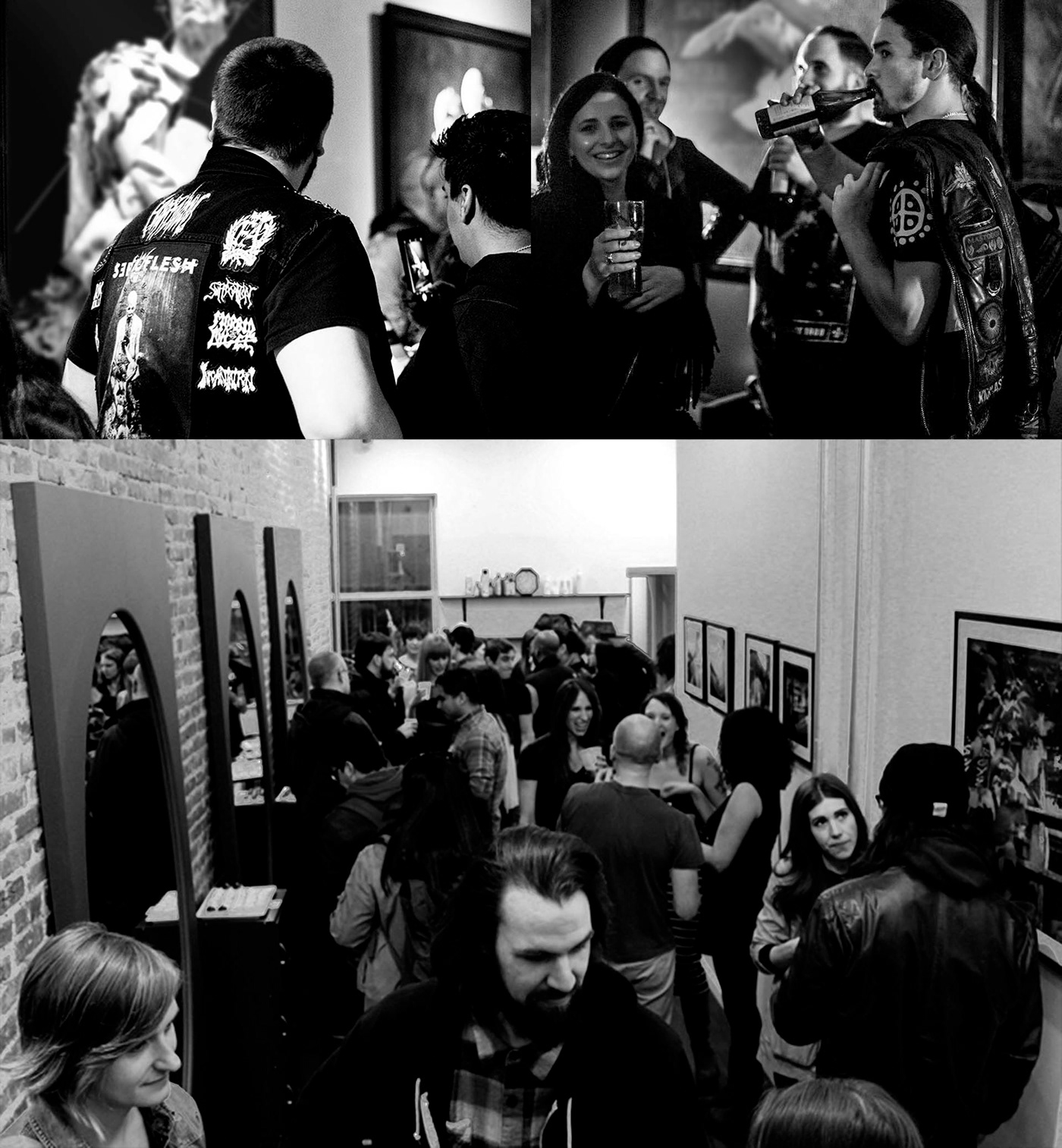 Sanctum tattoo Tattoo Studio graphic design  conference Exhibition  Exhibition Design  poster Poster Design Identity Design