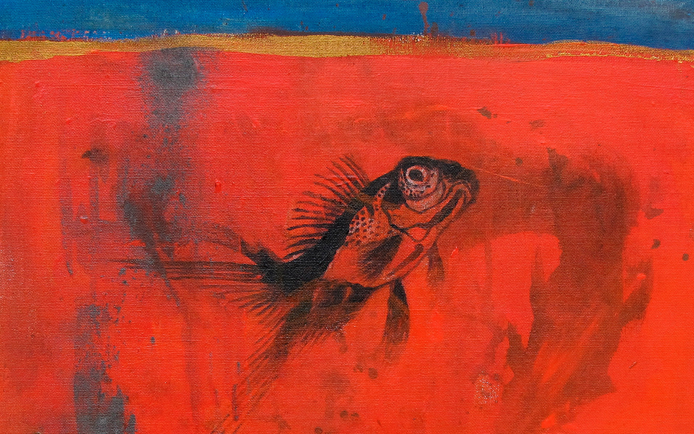 Invitation art Paintings  handmade