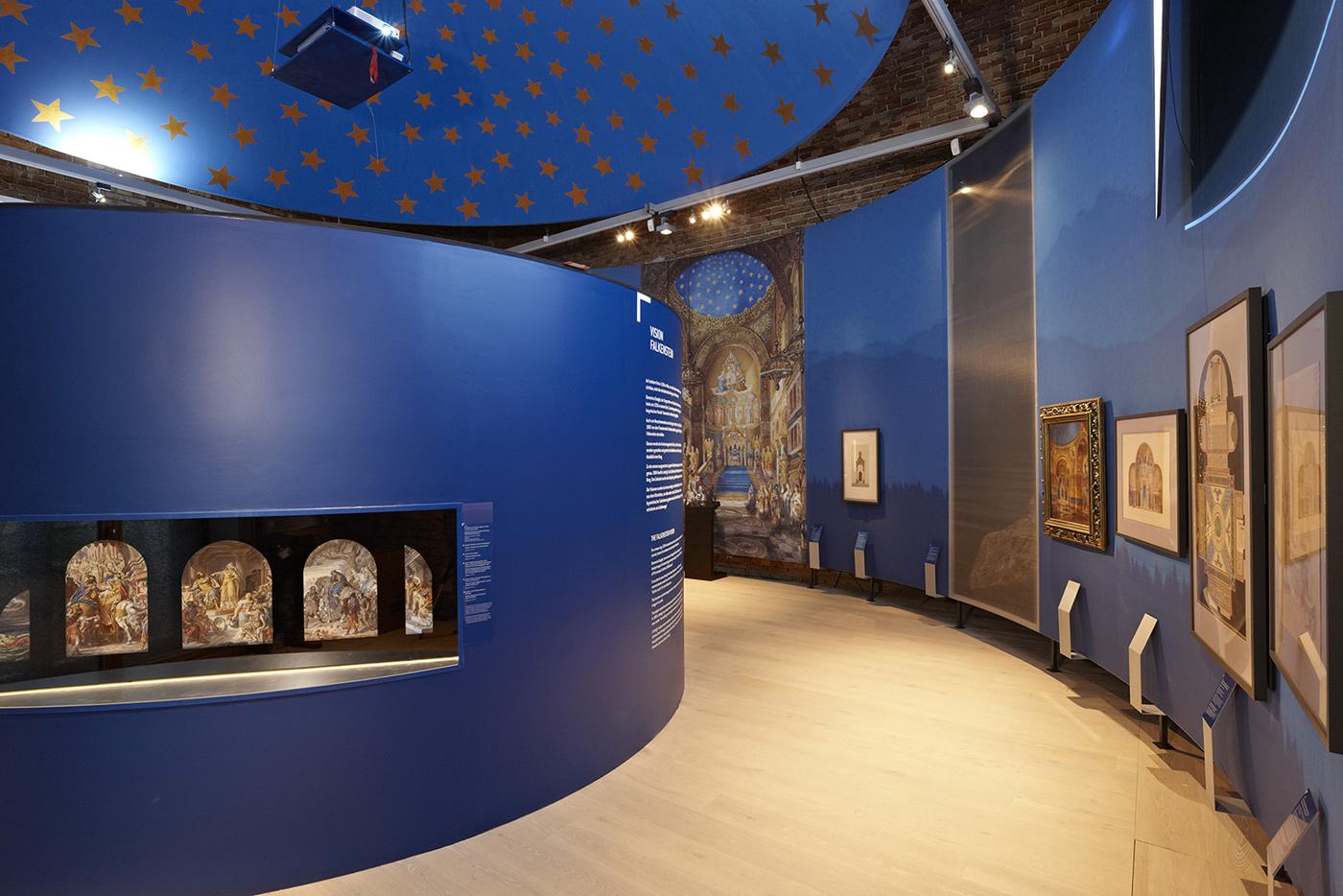 wirsindartisten Exhibition  exhibitiondesign graphicdesign